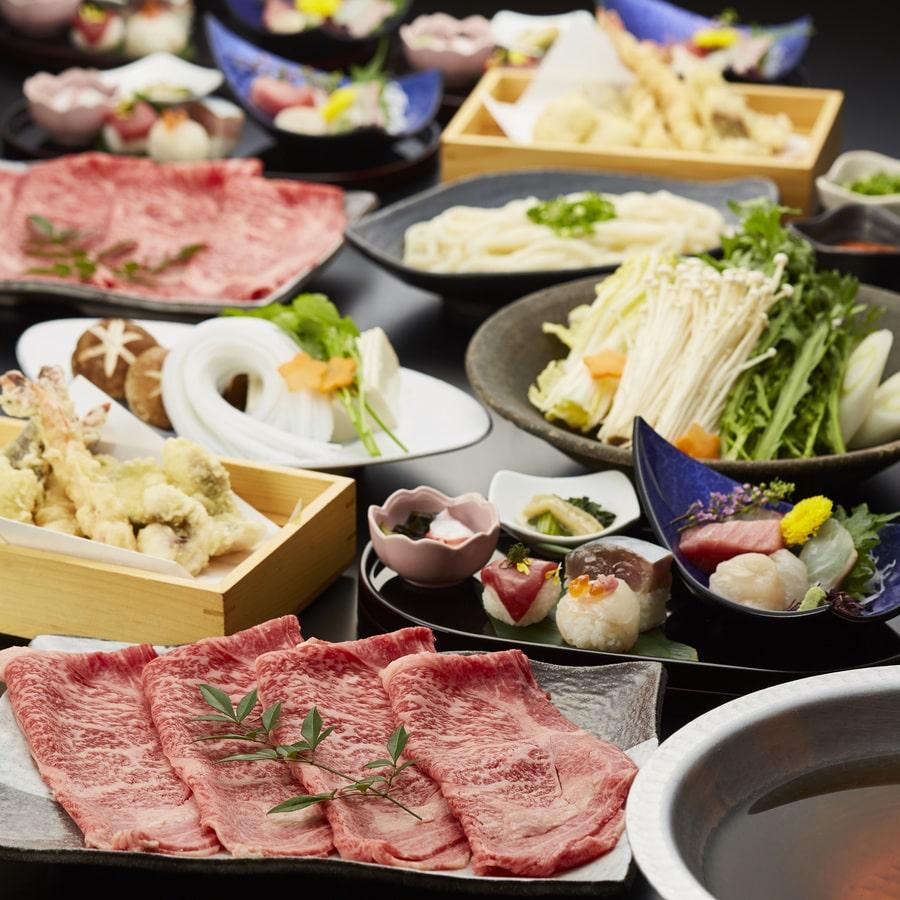 旬の鍋-松コース-